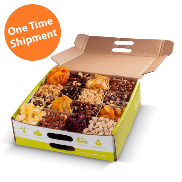 Snackette Box - One time shipment | Branch to Box